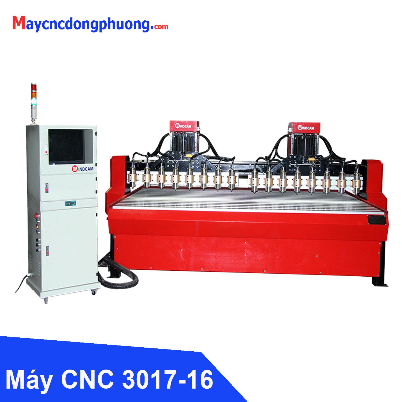 Máy Điêu Khắc Gỗ CNC