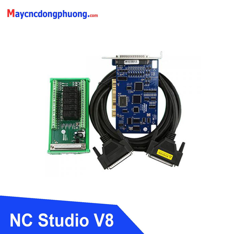 Card NC Studio V8