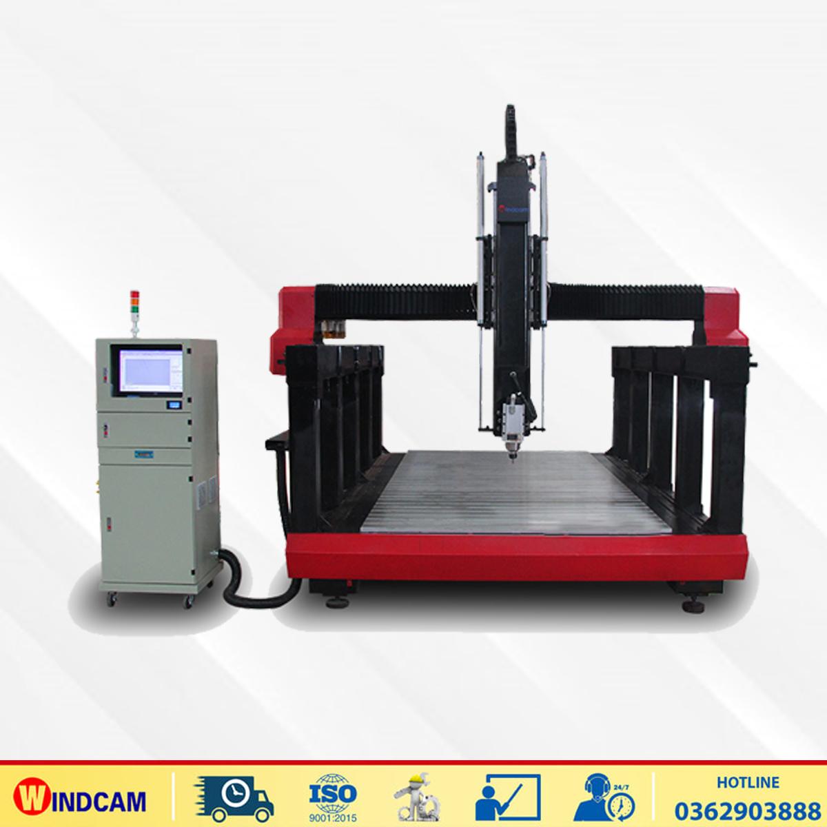 Máy CNC tạo mô hình xốp
