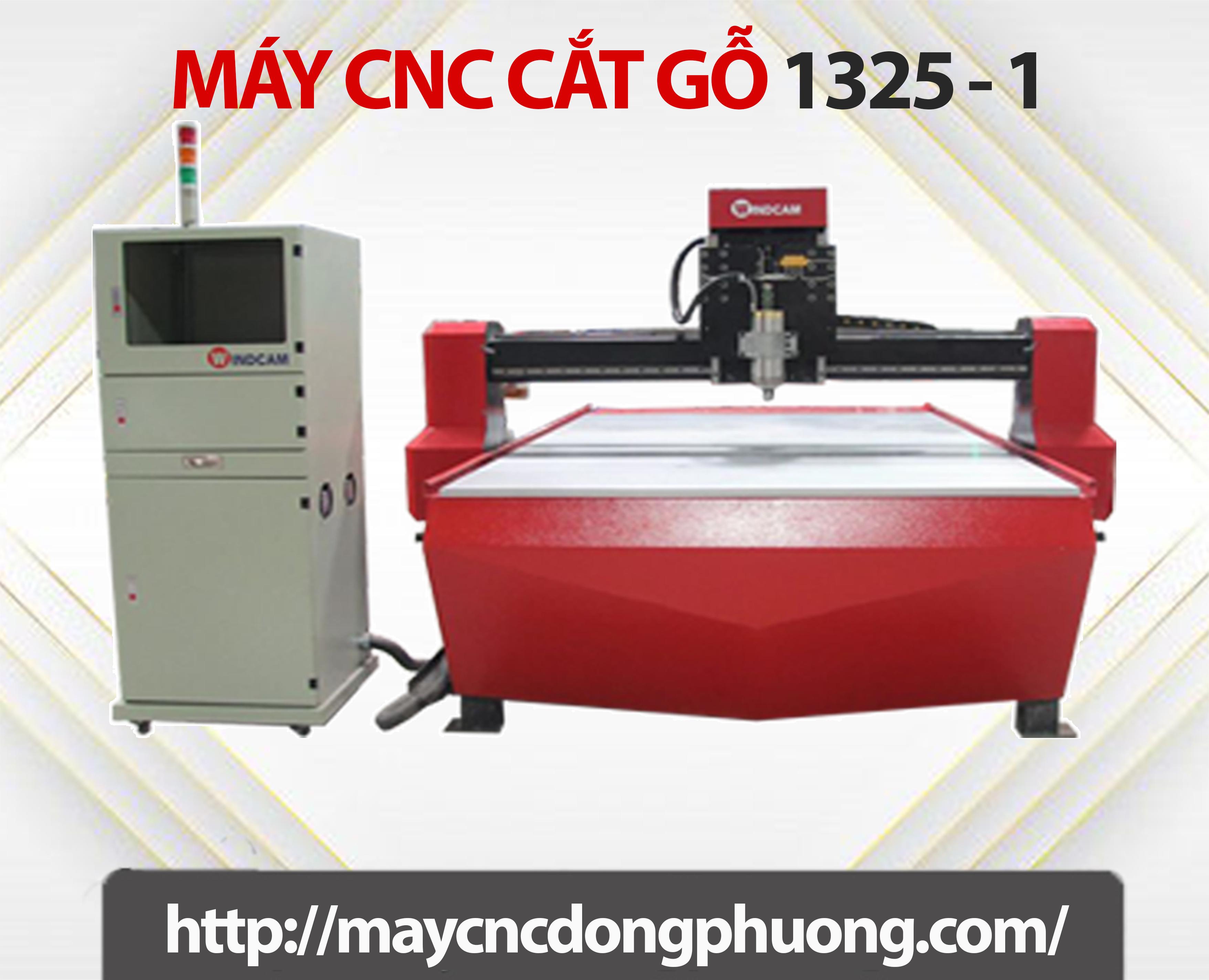 Máy CNC cắt gỗ