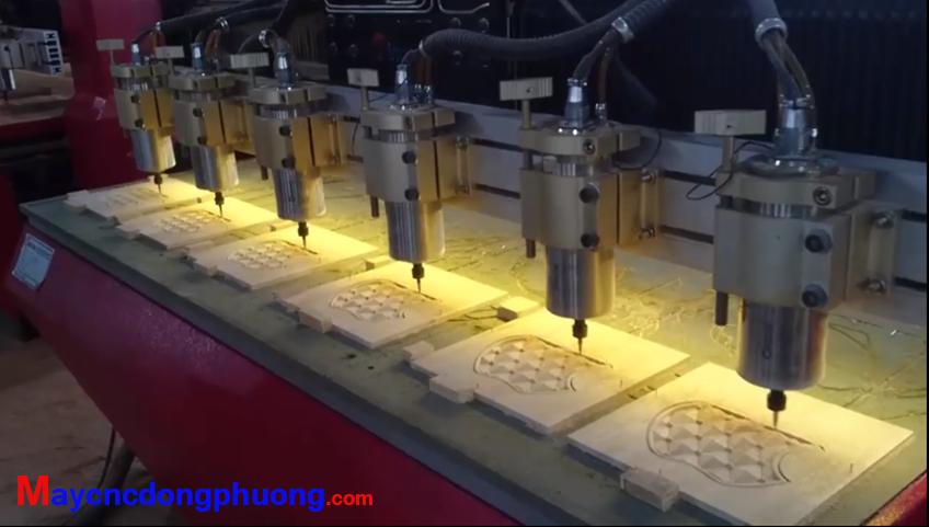 dàn spindle của máy khắc gỗ cnc