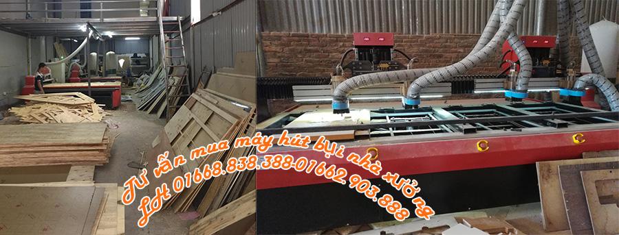 Tư vấn mua máy hút bụi cho nhà xưởng