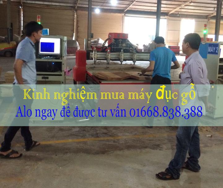 Kinh nghiệm mua máy đục gỗ tại Hà Nội