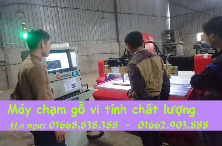 Địa điểm mua máy chạm gỗ vi tính chất lượng