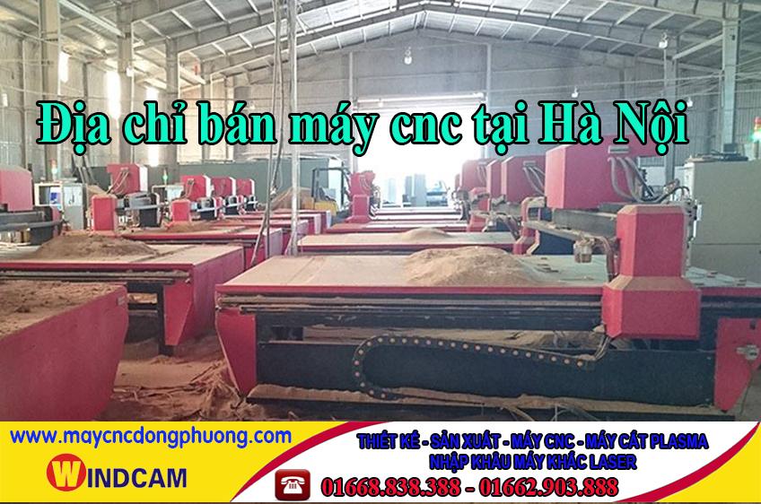 Địa chỉ cung cấp máy cnc giá rẻ tại Hà Nội