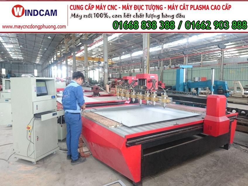 Công ty bán máy cnc khắc gỗ lớn nhất Miền Bắc