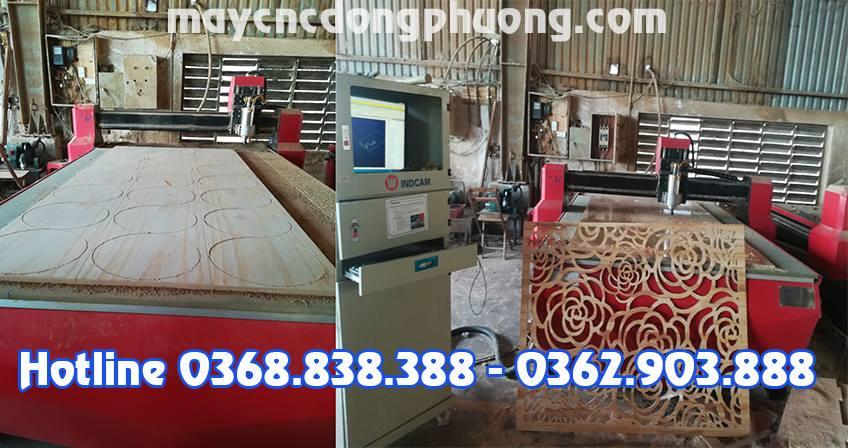 Cơ sở bán máy cnc 1325-1 chuyên làm quảng cáo – nội thất tại Sài Gòn