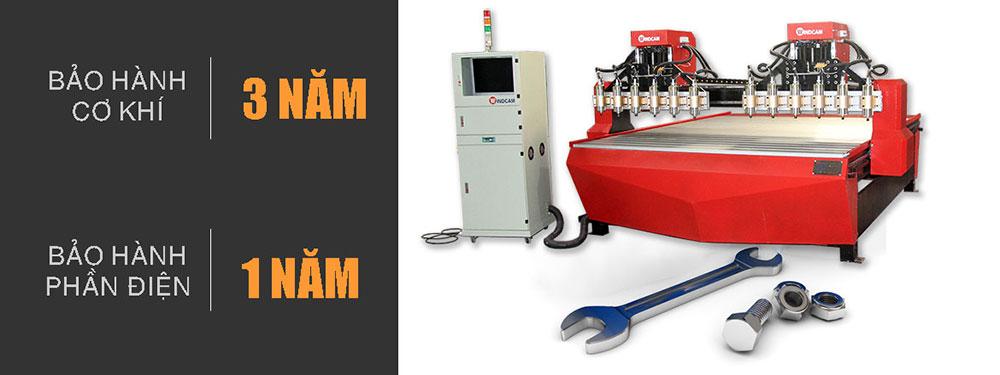 Đơn vị bán máy cnc bền nhất, bảo hành lâu nhất tại Việt Nam.