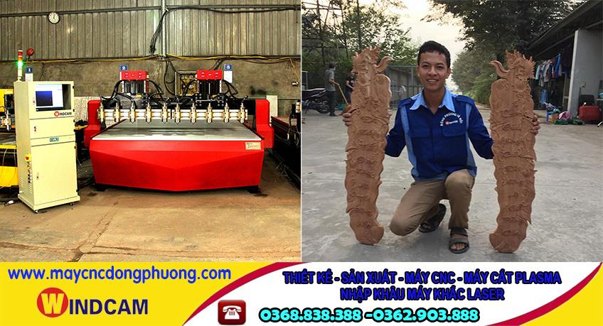Máy đục gỗ vi tính 10 đầu giá bao nhiêu tại Đồng Nai, Bình Dương?