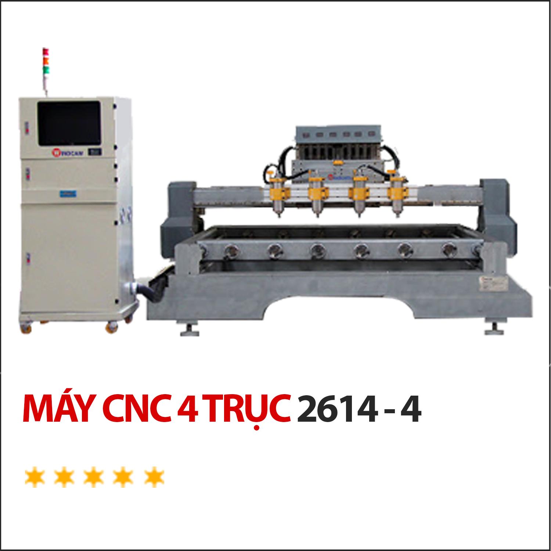 Máy CNC Đục Tượng 4D
