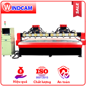 Máy Khắc Gỗ CNC 3217-10-2Z